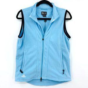 Adidas ClimaProof Fleece Front Zip Vest